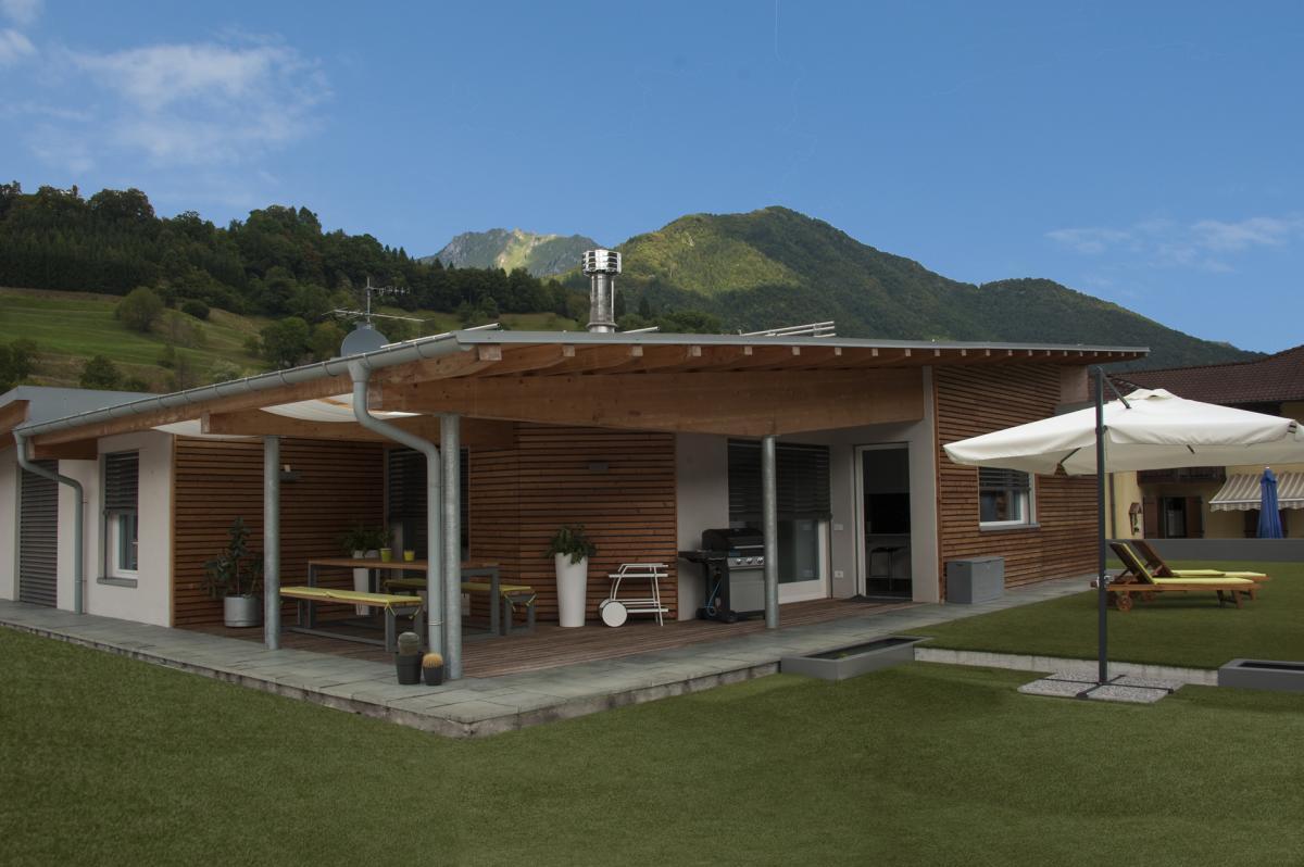 Solidha case in legno - Vorrei costruire una casa in legno ...